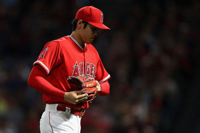 【MLB】大谷、5回に投球練習のみで緊急降板右中指のマメと球団発表今季2度目
