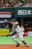 【巨人】小林、2回2死満塁から走者一掃の適時二塁打4点を先行
