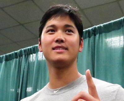 大谷翔平、あるぞ新人王MLB公式サイト記者投票でアンドゥハーを逆転