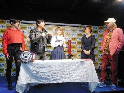 大仁田、復帰2戦目はターザン山本氏とデスマッチ「病院送りにしてやる」