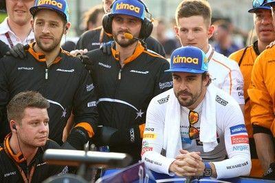 アロンソとマクラーレン、2019年のインディ500はシボレーエンジンで参戦