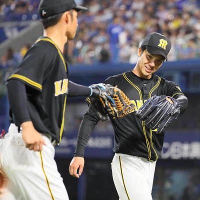阪神が投打かみ合い3連勝、DeNA浜口誤算3連敗