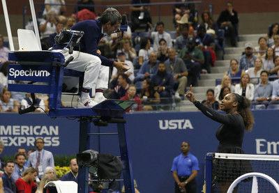 テニス選手の処分回数、女子よりも男子の方が多い 米報道