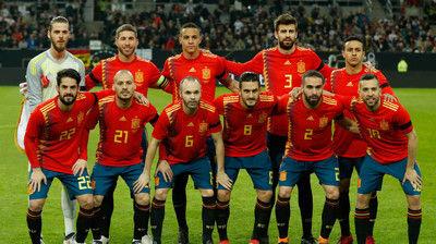 無敵艦隊スペイン、イニエスタやS・ラモスらロシアW杯行き23名を発表!モラタが落選