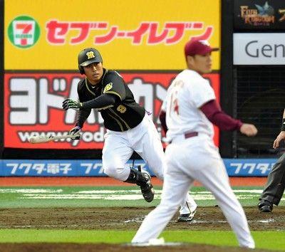 阪神 土壇場で則本を攻略逆転勝ちで単独2位浮上藤川2年ぶりセーブ