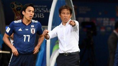 英紙「日本代表は裏口から決勝T進出」と報道も…西野監督の手腕を評価