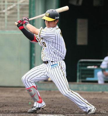 阪神木浪マルチ首脳陣へ猛アピール三塁起用も浮上
