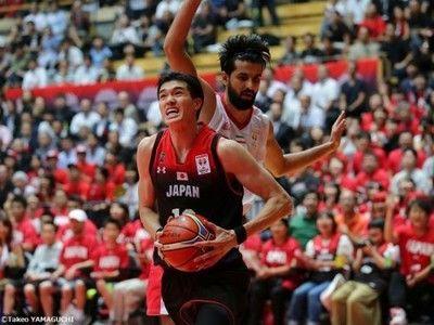 日本、第3Qに逆転してイランを撃破…2次予選2連勝と好発進