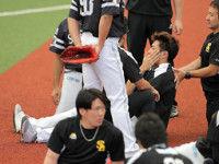 【ソフトバンク】柳田欠場響いて首位・西武に連敗し5・5差