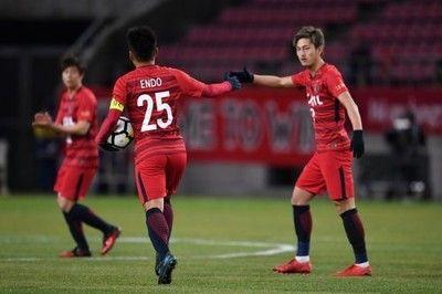 鹿島、上海申花に先制許すも遠藤が同点弾…8季ぶり復帰の内田は先発フル出場