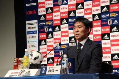 森保監督、アジアカップは「西野ジャパンの戦い方を継承」…コパ・アメリカは「貴重な経験」