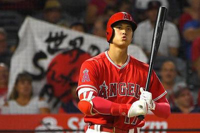 【MLB】大谷、見逃し三振で3打席凡退2球連続で微妙なストライク判定にブーイング