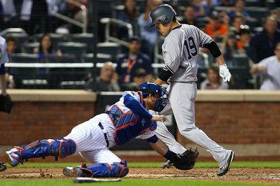 【MLB】田中将大、走塁で両もも裏に張り「びっくりした」次回先発は10日の診察次第