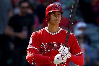 【MLB】大谷翔平、左腕相手も初「6番・DH」指揮官は期待「左からも打ってくれる」