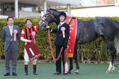 【中山記念】ウインブライトがGI馬5頭蹴散らし連覇達成!松岡「今年はこの馬でGIを勝ちたい」