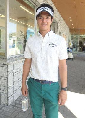 石川遼73、出遅れ「内臓がダメージを受けていた」