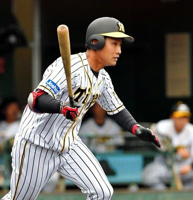 阪神・木浪が実戦4試合連続安打強烈打球の二塁打でアピール