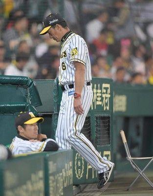 阪神借金今季最多「4」スタンドから「気合を入れろ!」とゲキ