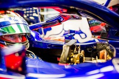 ハートレー、Q1でトップ10入りも14番手に後退「悔いが残る最後のアタック。マシンの速さを生かせず」:トロロッソ・ホンダ F1メキシコGP土曜
