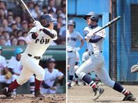 【中日】大阪桐蔭・根尾と横浜・万波のW二刀流をドラフト指名検討