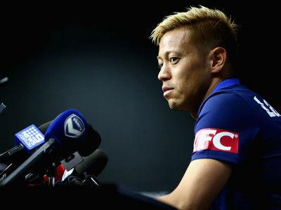 「賛否両論あるかもしれない」本田が日本での葛藤を告白