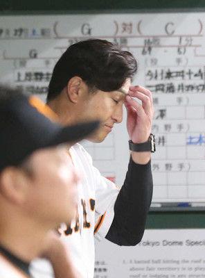 由伸巨人12年ぶり負け越し決定6投手で8四球…村田ヘッド「独り相撲」