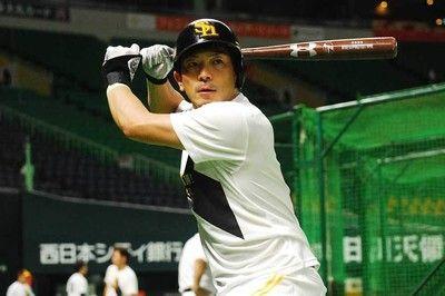 V逸目前のホークス、打線テコ入れ不振の松田が9年ぶり9番に
