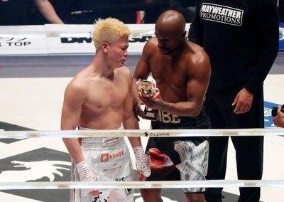 """メイウェザーが4月RIZINでの""""愛弟子""""現役WBA世界王者vs那須川天心戦を明言。本当にやれるのか?!"""
