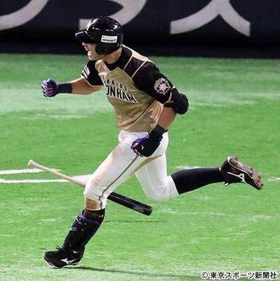 【パCS】日本ハムが大田の勝ち越し二塁打で雪辱1勝1敗で3戦目へ