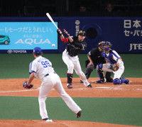 【中日】松坂の意地!1死満塁で中村晃&柳田から連続三振…2回までに63球で1失点
