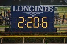 【ジャパンC】アーモンドアイが世界レコード樹立!アルカセットのタイムを1.5秒縮めるV!!