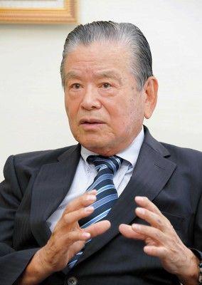 日本サッカー協会会長に本田指名川淵三郎氏 単独インタビュー視野の広さを絶賛