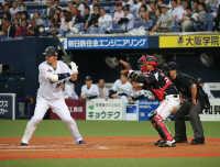 【追球】ロッテ涌井申告敬遠使わず4球投げたワケ