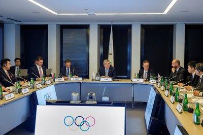 韓国と北朝鮮、東京五輪で合同行進要請合同チーム結成も=IOC