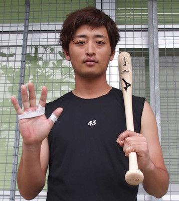 6年目の日本ハム・白村野手転向が決定「突然の話」も「監督の熱意に負けた」
