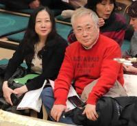 高須克弥院長、大相撲初場所2日目に「いっぱい懸賞かけたぜ」