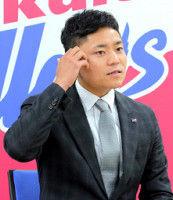 【ヤクルト】中村、チーム4年ぶりの保留球団に感謝の思いも熟考へ