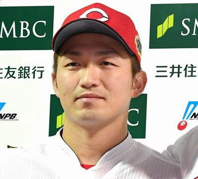 広島・鈴木誠也が右足関節の抜釘手術昨年の手術箇所