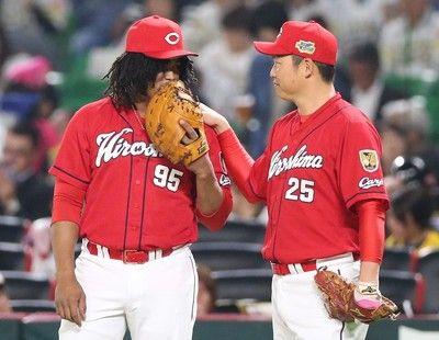 広島バティスタ激白「25番がほしい。アライさん、好きです」