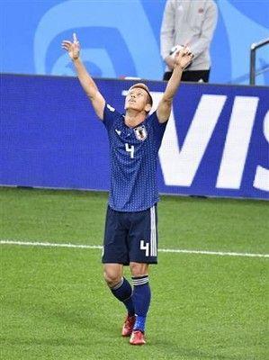 日本代表、乾&本田のゴールでセネガルと引き分け勝ち点4で決勝Tへ前進/W杯