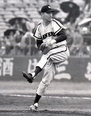 「赤鬼」スタンカ氏死去南海などで活躍64年日本シリーズで3完封の活躍で日本一に貢献