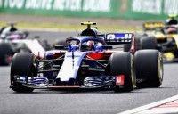 【FP1結果】トロロッソ・ホンダ、スペック3で11番手メルセデスをフェラーリが追う展開/F1日本GP