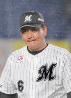 【ロッテ】1死一塁からフェン直なのに試合終了…W走塁ミスに井口監督「プロとして恥ずかしい」