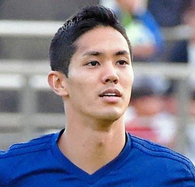 武藤嘉紀が同点ゴール、森保ジャパンで初得点1-1で前半終了
