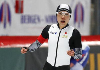 小平奈緒負けた…500メートル連勝37でストップ