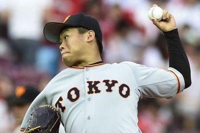 巨人・田口、4回5失点で3勝目ならず小林は打席に立たぬまま交代
