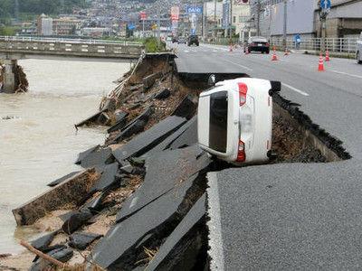 広島も未曽有の豪雨被害、NPBに日程の柔軟対応を