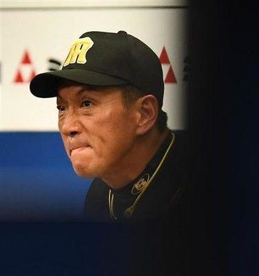 阪神、得意のハマスタ大敗に落胆…金本監督「ここで負けてしまうのが、今年のうちの弱さ」