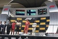 【F1レース結果】39歳ライコネン、5年半ぶりの優勝!ハミルトン、フェルスタッペン攻略できず/F1アメリカGP