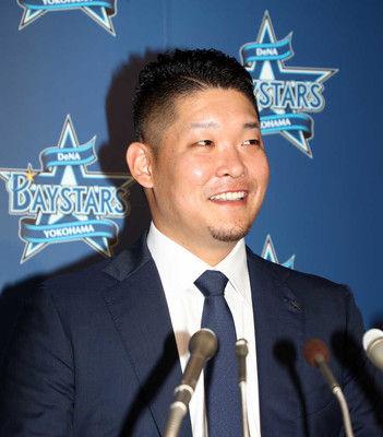 DeNA・筒香年俸4億円でサイン将来のメジャー移籍希望を球団に伝達「小さい頃からの夢」